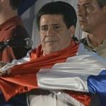 Paragwaj: Cartes zwycięzcą wyborów prezydenckich