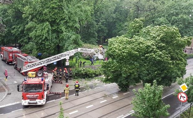Paraliż komunikacyjny Krakowa. Kierowcy utknęli w korkach