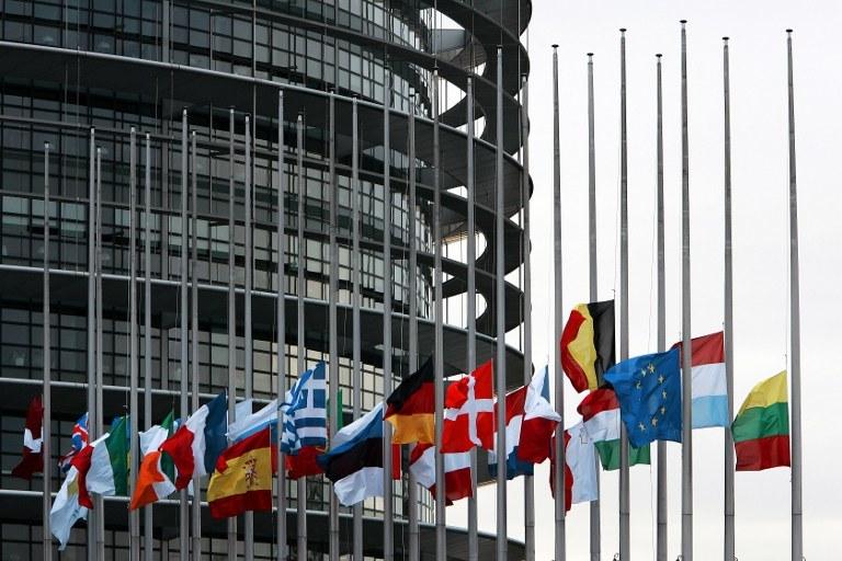Parament Europejski /AFP