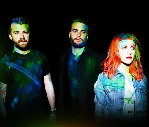 Paramore na okładce najnowszej płyty /