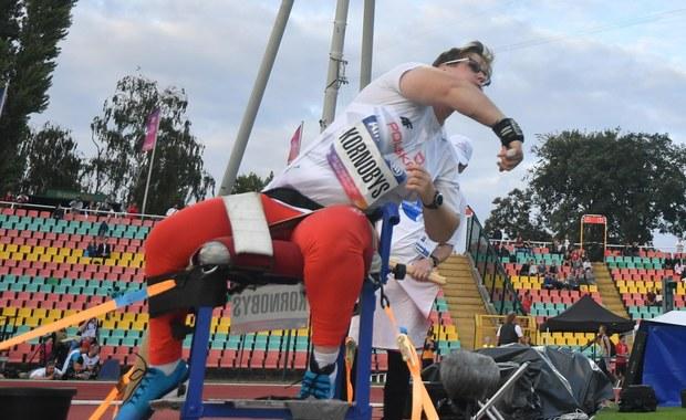 Paraolimpiada: Srebro kulomiotki Kornobys, Kałuża trzecia w jeździe na czas