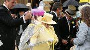 Parasolki Królowej Elżbiety