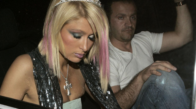 Paris Hilton  /Splashnews