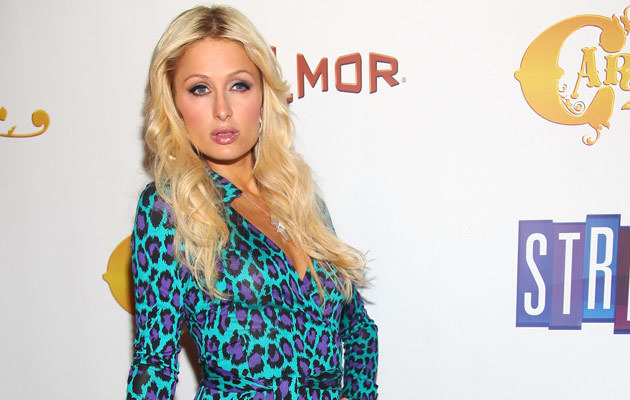 Paris Hilton, fot. Astrid Stawiarz   /Getty Images/Flash Press Media