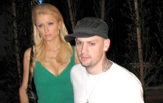 Paris Hilton i Benji Madden  /Splashnews