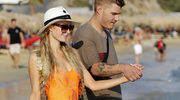 Paris Hilton i Chris Zylka na wakacjach w Grecji!