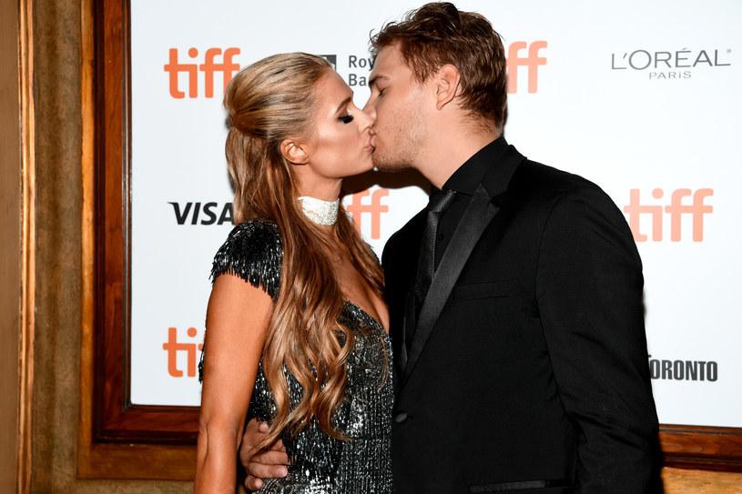 Paris Hilton i Chris Zylka nie są już razem /Emma McIntyre /Getty Images