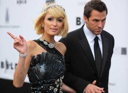 Paris Hilton i Doug Reinhardt /AFP
