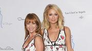 Paris Hilton i Jane Seymour w takich samych sukienkach na jednej imprezie!
