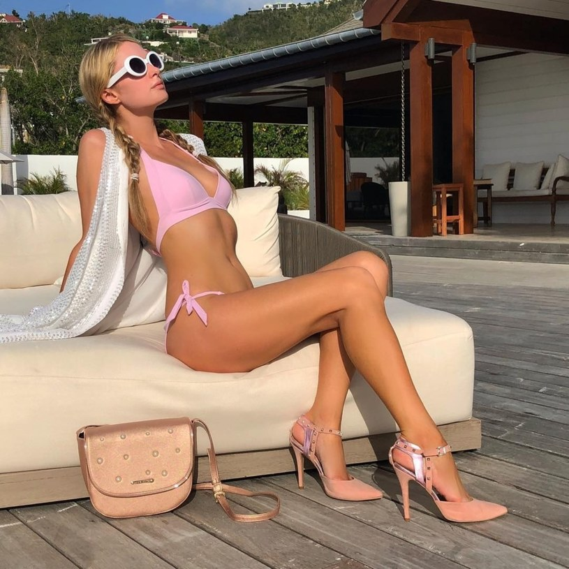 Paris Hilton podzieliła się fotografiami ze ślubu brata /East News