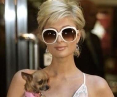 Paris Hilton promuje V3 Hot Pink