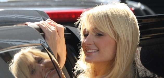 Paris Hilton: Upalona czy nie?  /AFP