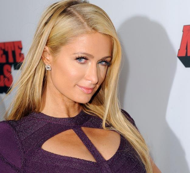 Paris Hilton uparcie próbuje zostać piosenkarką (fot. Kevin Winter) /Getty Images/Flash Press Media