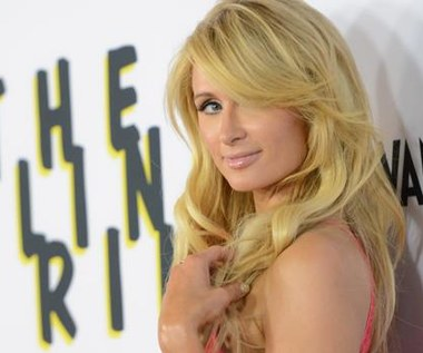 "Paris Hilton w ""Bling Ring"""