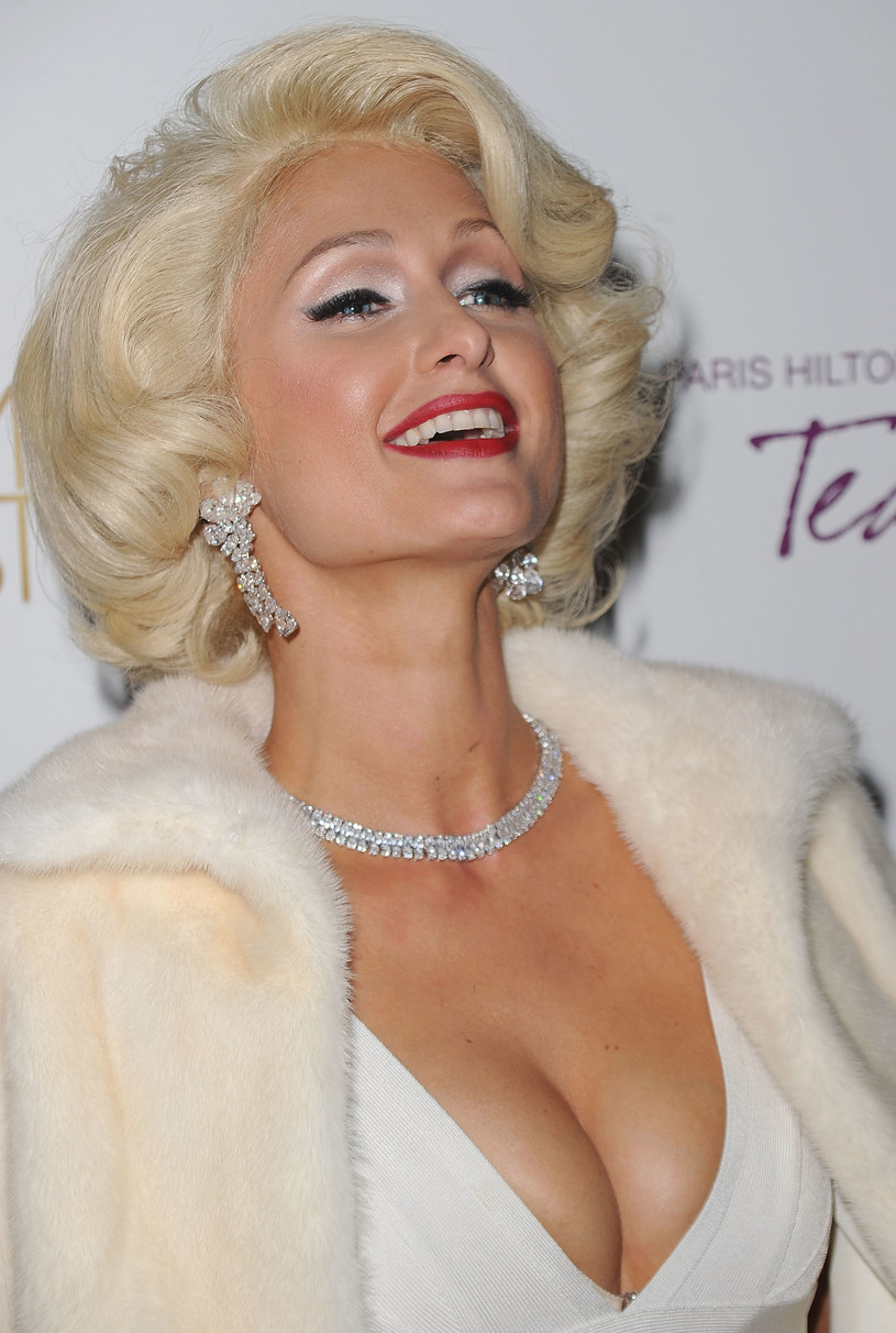 Paris Hilton wybrała image Marylin Monroe   /Getty Images/Flash Press Media