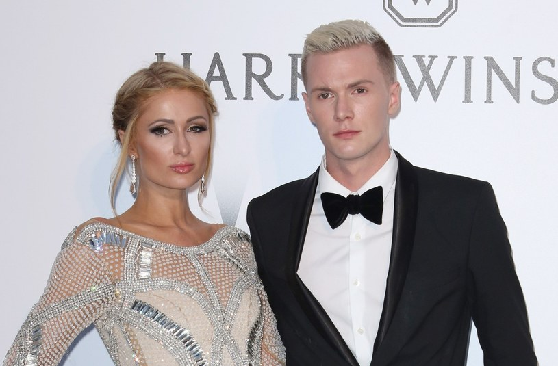 Paris Hilton z bratem Baronem /East News