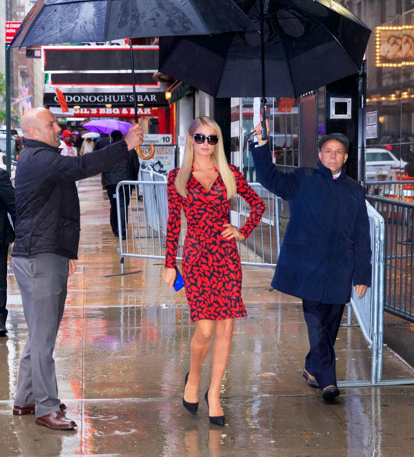 Paris Hilton /Jackson Lee /Getty Images