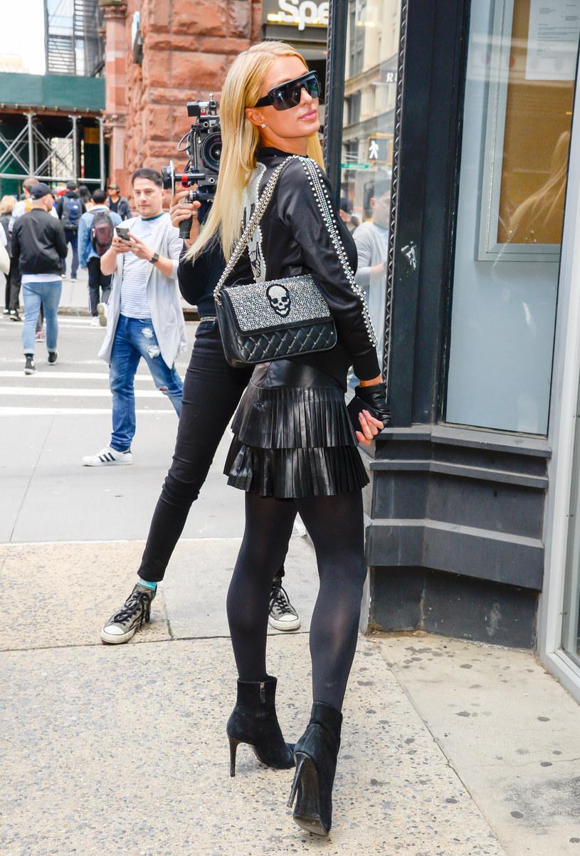 Paris Hilton /Raymond Hall /Getty Images