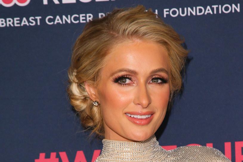 Paris Hilton /JEAN-BAPTISTE LACROIX/AFP /East News