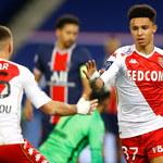 Paris Saint-Germain - AS Monaco 0-2 w meczu 26. kolejki Ligue 1