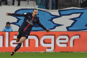 Paris Saint Germain - Chelsea Londyn 2-1 w 1/8 finału Ligi Mistrzów