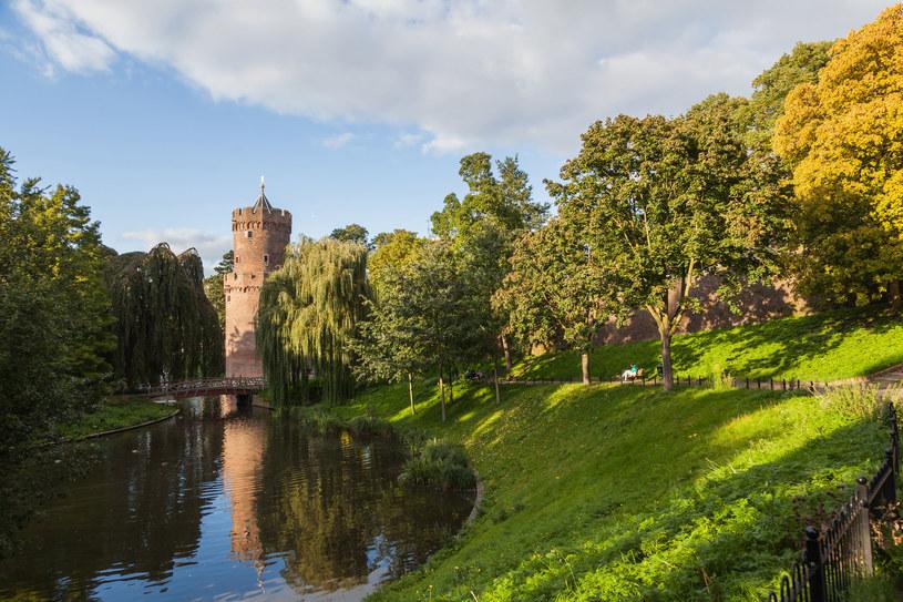 Park Kronenburger w Nijmegen /123RF/PICSEL