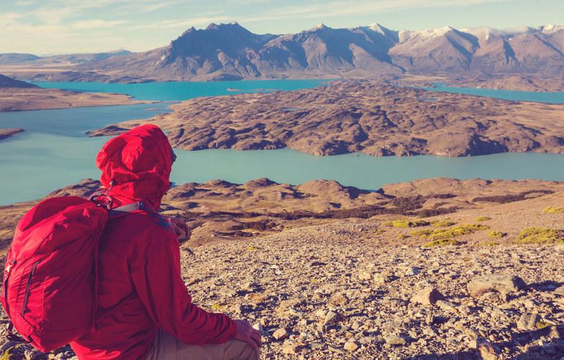 Park Narodowy Perito Moreno w Argentynie - widoki zapierają tu dech /123RF/PICSEL