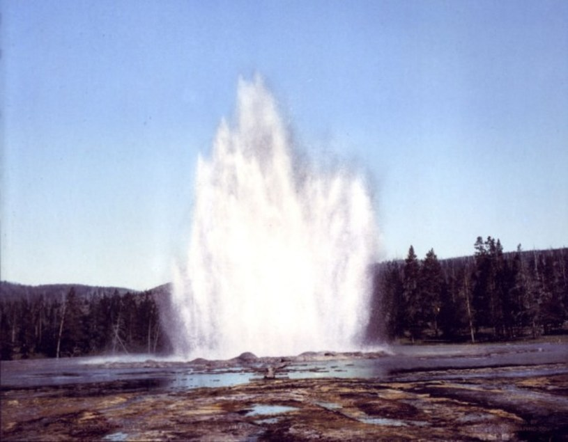 Park Narodowy Yellowstone /AKG Images /East News