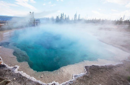 Park Narodowy Yellowstone /East News