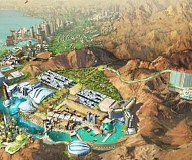 Park tematyczny Star Trek w Jordanii