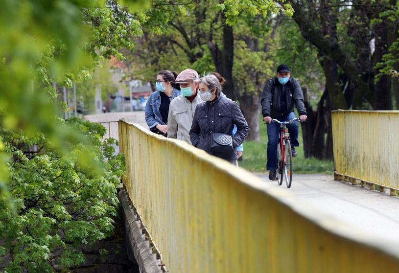 Park w Legnicy /PIOTR KRZYZANOWSKI/POLSKA PRESS GRUPA /East News