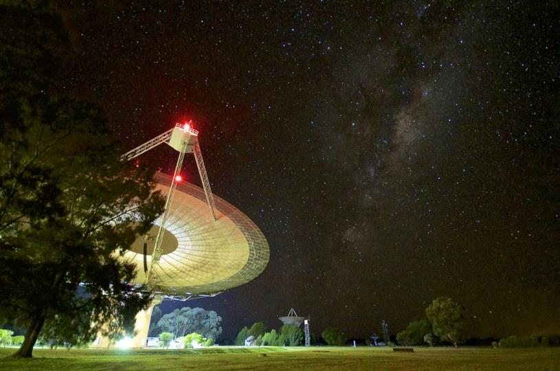Parkes Observatory /Wikipedia