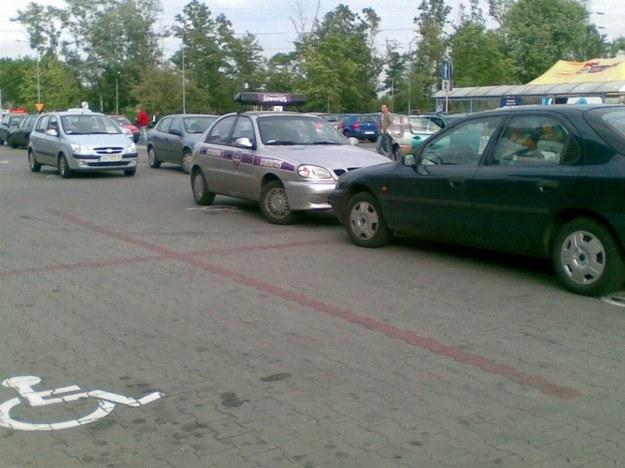Parkingowy ekspert.