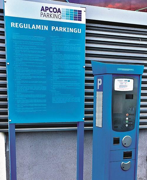 parkomat /Motor