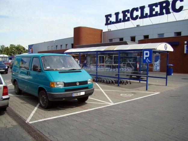 Parkowanie bez uprawnień