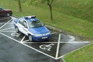 Parkowanie po policyjnemu