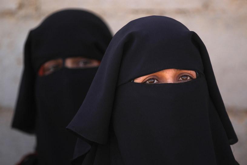 Parlament duński za zakazem zasłaniania twarzy w miejscach publicznych /AHMAD AL-RUBAYE /AFP