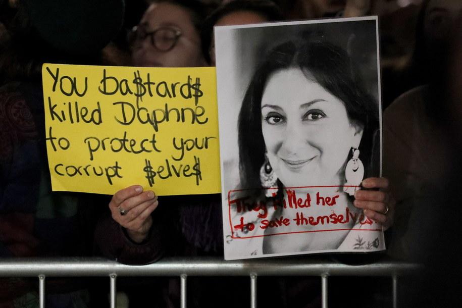Parlament Europejski planuje specjalną misje na Malcie w związku z zabójstwem dziennikarki /DOMENIC AQUILINA /PAP/EPA