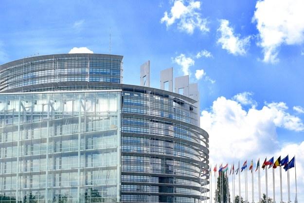 Parlament Europejski w Strasburgu /AA/ABACA/Abaca /PAP/Abaca