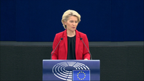 Parlament Europejski: Wystąpienie szefowej Komisji Europejskiej