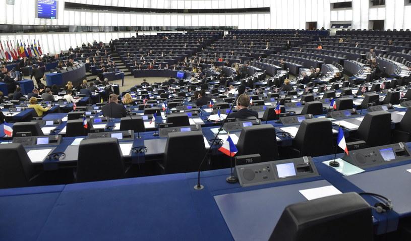 Parlament Europejski, zdj. ilustracyjne /Radek Pietruszka /PAP