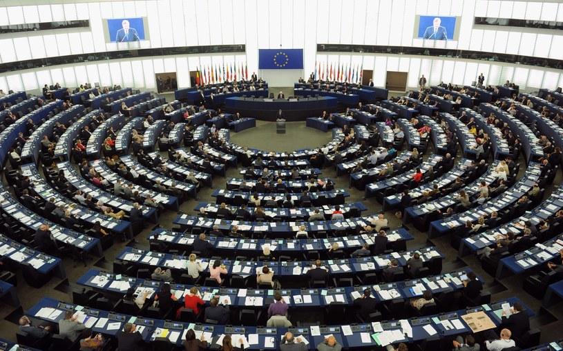 Parlament Europejski, zdjęcie ilustracyjne /Bartosz Krupa /East News