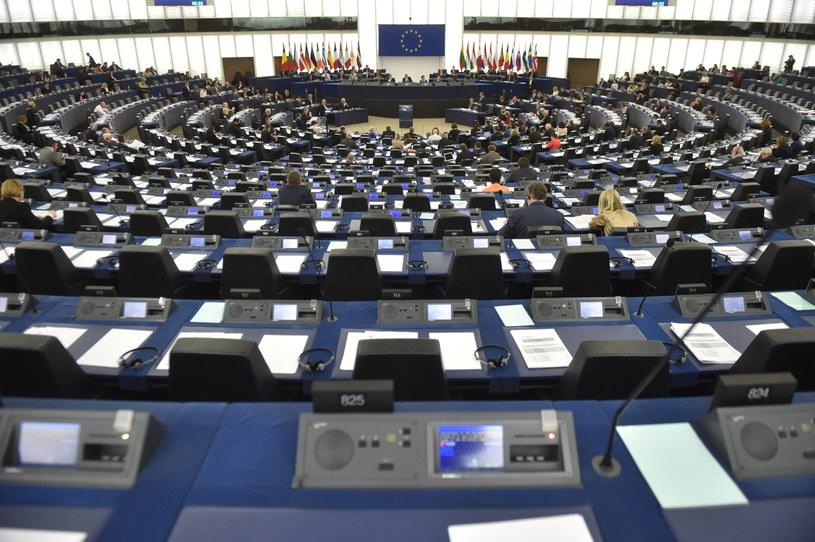 Parlament Europejski /Radek Pietruszka /PAP/EPA