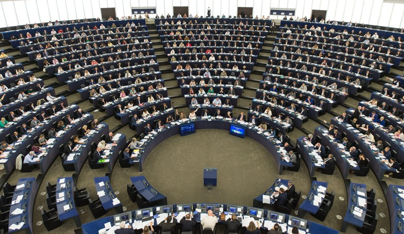 Parlament Europejski /Patrick Seeger  /PAP/EPA