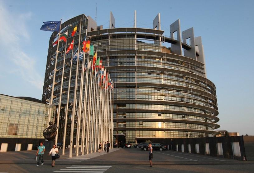 Parlament Europejski /STANISLAW KOWALCZUK /East News
