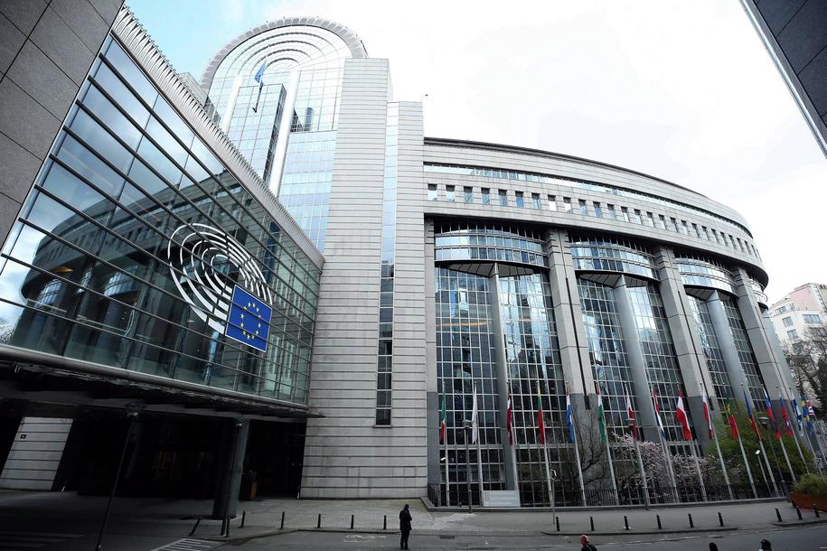 Parlament Europejski /AA/ABACA /PAP/EPA