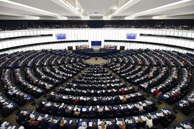 Parlament Europejski /AFP