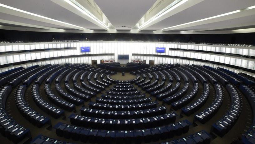 Parlament Europejski / Radek Pietruszka   /PAP