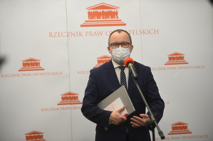 Parlament już trzykrotnie próbował wybrać następcę RPO Adama Bodnara /Zbyszek Kaczmarek/REPORTER /East News