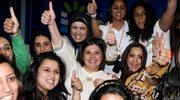 Parlamentarzystki z Kuwejtu